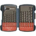 Makita P-51889 Masonry Drill Bit Set 13Pcs