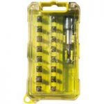 Ryobi 5132002682 RAK17SDC Security Screwdriver Bit Kit Torx Set of 17