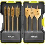 Ryobi 5132002252 RAK07SB Spade Bit Set of 7