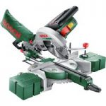 Bosch 0603B10170 PCM 8 S Mitre Saw With Slide Function
