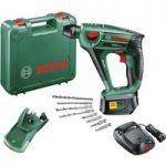 Bosch 0603952372 Uneo Maxx 3-in-1 SDS Quick Combi Drill (1 Batt 2.0Ah)
