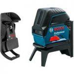 Bosch 0601066E02 GCL 2-15 Professional Combi Laser + Ceiling Clip