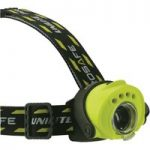 Unilite PS-H5 Pro Safe LED High Vis Yellow Swipe Sensor Headlight …