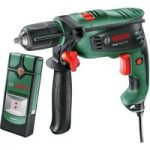 Bosch 0615991EZ8 Easy Impact 55 Impact Drill & Truvo Digital Detector