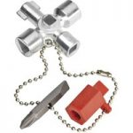 Knipex 00 11 02 Control Cabinet Key