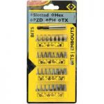 CK Tools T4520 Bit Set (25mm) Set of 33