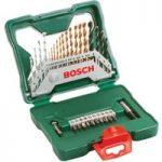 Bosch 2607019324 Titanium 30 Piece X-Line Drill & Screwdriver Bit …