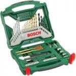 Bosch 2607019327 Titanium 50 Piece x Line Drill, Screwdriver Bit a…