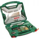 Bosch 2607019330 Titanium 100 Piece X-Line Drill & Screwdriver Bit…