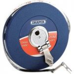 Draper Expert 88215 Fibreglass Field Measuring Tape 20m/66ft