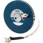 Draper Expert 88216 Fibreglass Field Measuring Tape 30m/100ft
