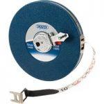 Draper Expert 88216 Fibreglass Field Measuring Tape 30m/100ft