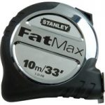Stanley 5-33-896 FatMax Tape Measure 10m/33ft