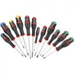 Facom AN.J12R2PB Protwist Screwdriver Set – 12 Piece