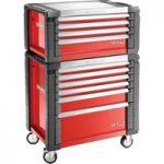 Facom JET.6M4 Jet+ 6 Drawer Roller Cabinet – 4 Modules Per Drawer …