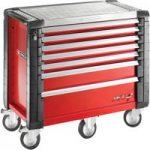 Facom JET.7M5 Jet+ 7 Drawer Roller Cabinet – 5 Modules Per Drawer …