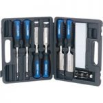 Draper Expert 88605 8 Piece Wood Chisel Kit