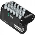 Wera 05057422001 Wera Bit-Check 12 Wood 2 General Bit Set PZ,PH,TX…