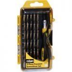 Rolson 28290 31pc Precision Screwdriver Set