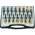 Rolson 28289 15pc Precision Screwdriver Set