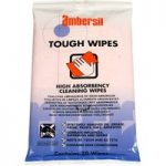 Ambersil 30766-AA Toughwipes – Pack of 30