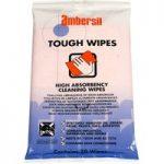 Ambersil 30766-AA Toughwipes – Pack of 30