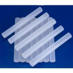 Rapid Glue Sticks Standard Temperature Natural 11mm x 100mm Pack of 12