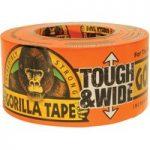 Gorilla Glue 3044301 Tape Tough & Wide 73mm x 27m