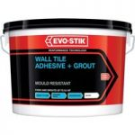 Evo-Stik 416505 Mould Resistant Wall Tile Adhesive & Grout 500ml