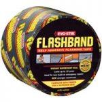 Evo-Stik 194601 Flashband & Primer 75mm x 3.75m