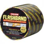 Evo-Stik 196506 Flashband Roll Grey 50mm x 10m