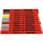 Berol Colourbroad Portrait Pens (Pack of 12)