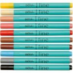 Berol Colourfine Portrait Pens Pack 12