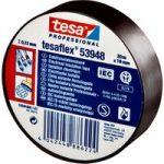 tesa 53948 tesaflex PVC Electrical Insulation Tape 19mm x 25m – Black