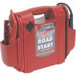 Sealey RS1 Roadstart Emergency Power Pack 12V 1000 Peak Amps