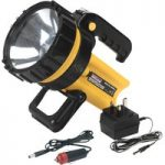 Sealey AK436 Rechargeable Spotlight 3,000,000 Candle Power