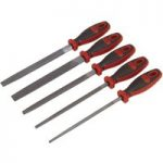 Sealey AK573 Engineers File Set 5pc