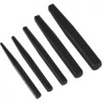 Sealey AK719 Screw Extractor Set 5pc Square Type