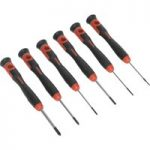 Sealey AK97302 Microtip Precision Screwdriver Set 6pc