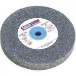 Sealey BG150/16 Aluminous Oxide Grinding Stone Ø150 x 20mm 32(13)m…