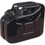 Sealey JC10B Jerry Can 10ltr – Black
