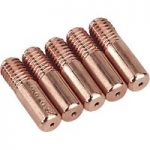 Sealey MIG952 Contact Tip 0.8mm Tb14k Pack of 5