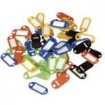 Sealey SKTAG50 Key Tag Assortment 50pc