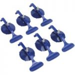 Sealey RE006 Suction Clamp Set 6pc