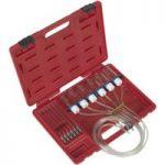Sealey VS2046 Diesel Injector Flow Test Kit Common Rail
