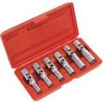 Sealey SX0403 Glow/spark Plug Socket Set 6pc 3/8″sq Drive