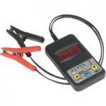 Sealey BT101 Digital Battery Tester 12V