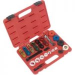 Sealey VS0457 Fuel and Air Conditioning Disconnection Tool Kit 21pc