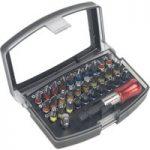 Sealey AK2105 Power Tool Bit Set Colour Coded S2 32pc