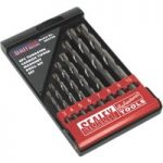 Sealey AK5708 Tungsten Carbide Tipped Masonry Drill Bit Set 8pc